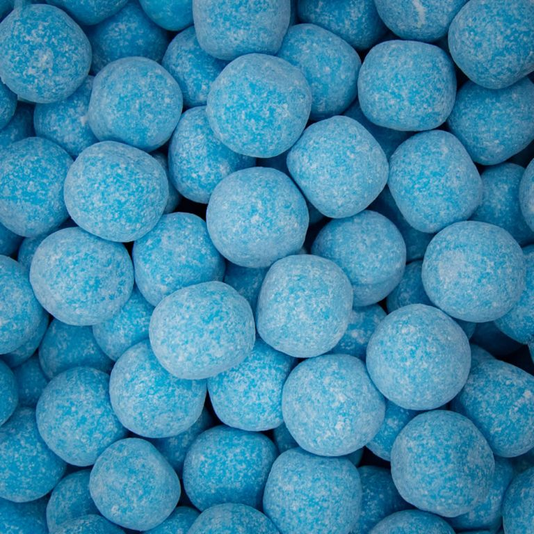 Bonbons Blue raspberry
