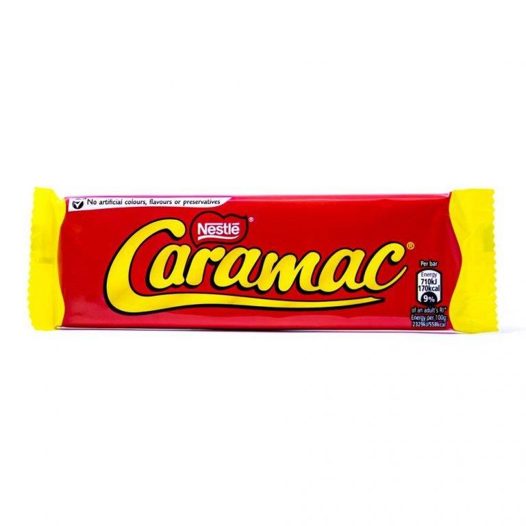 Nestle Caramac - 30g Bar