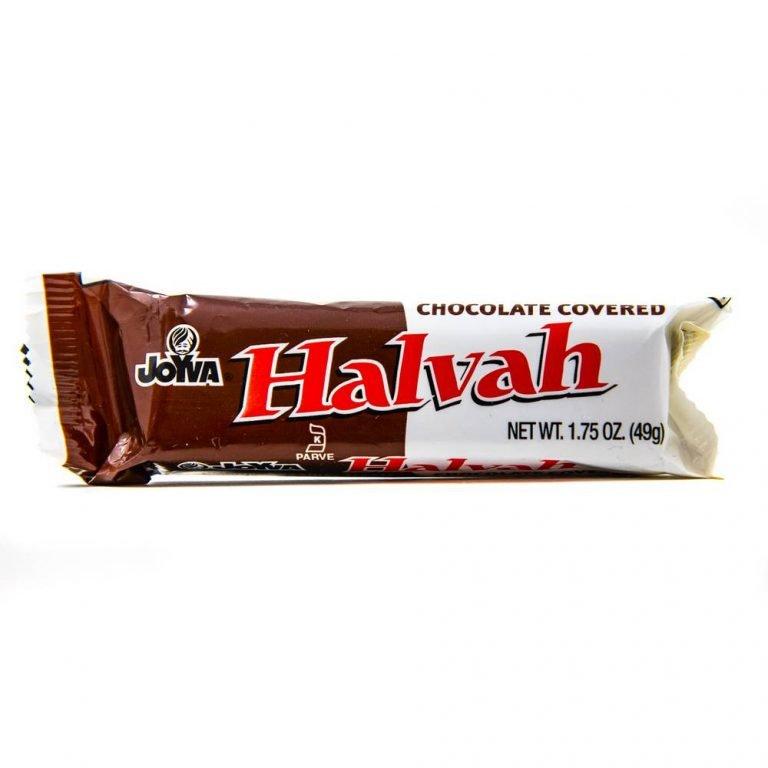 Halvah Chocolate Covered Bar