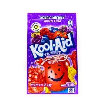 Kool-Aid berry cherry