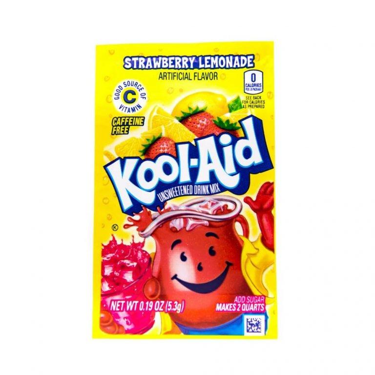 Kool-Aid Sachet Strawberry
