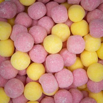 Bonbons Rhubarb & Custard