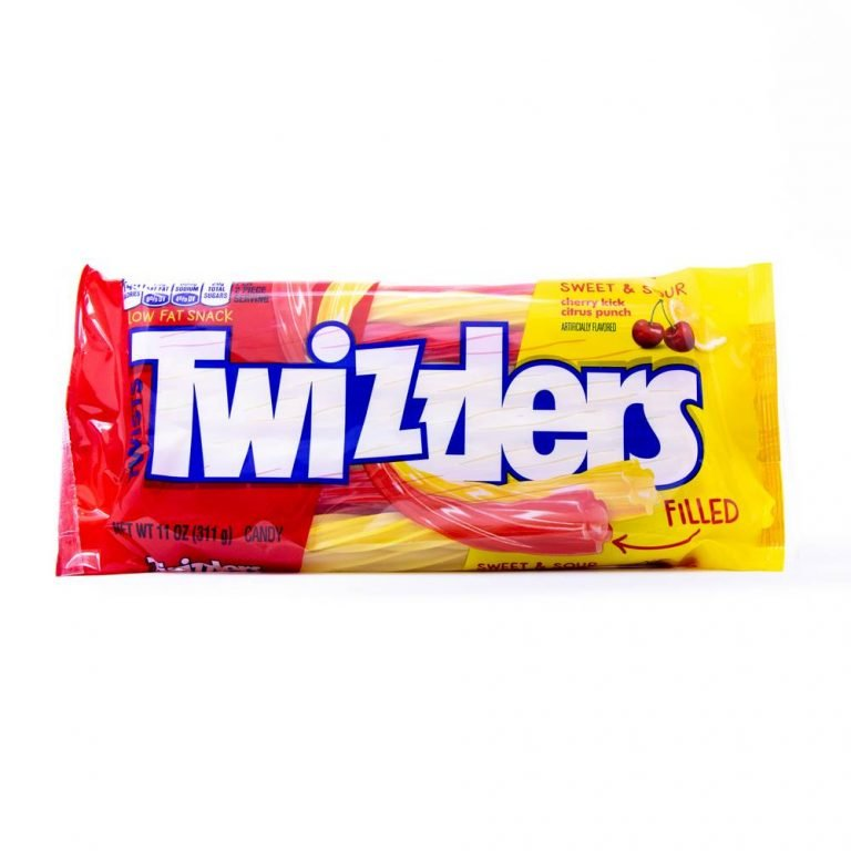 Twizzlers Sweet and Sour