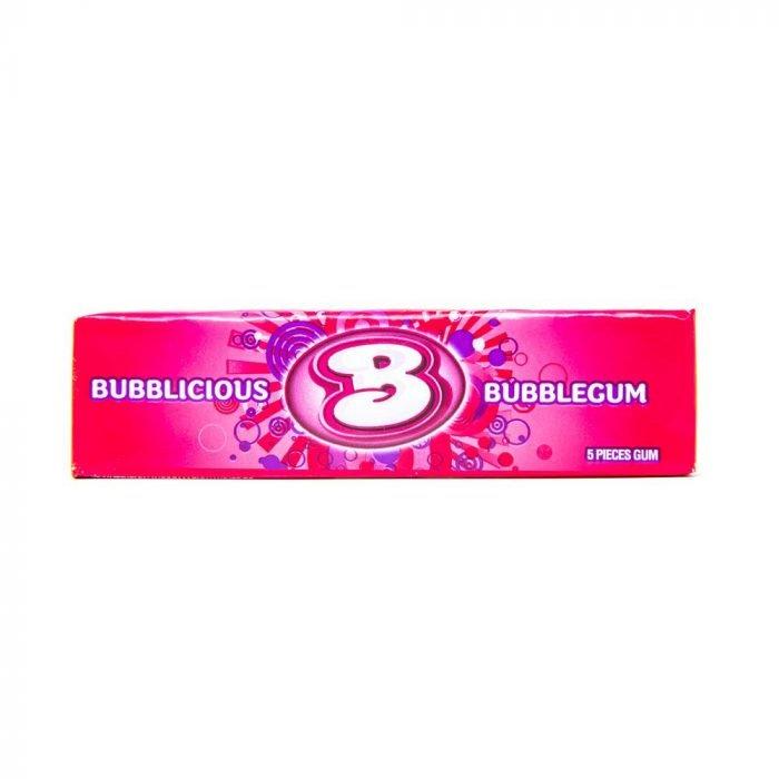 Bubblicious Bubblegum Original Flavour 2