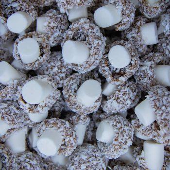 Coconut mushrooms