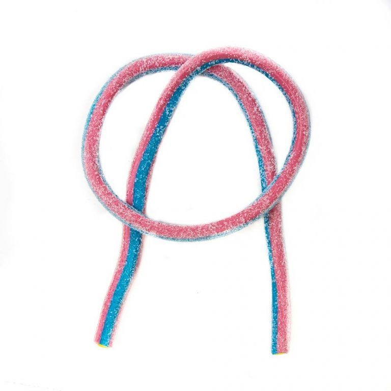 Giant Fizzy red & blue cable
