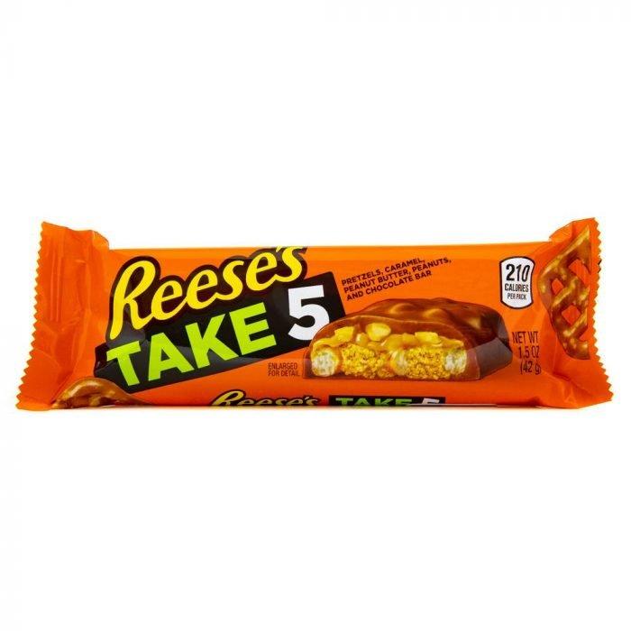 Reese's Take 5 - 42g bar 2
