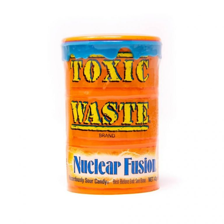 Toxic Waste Orange