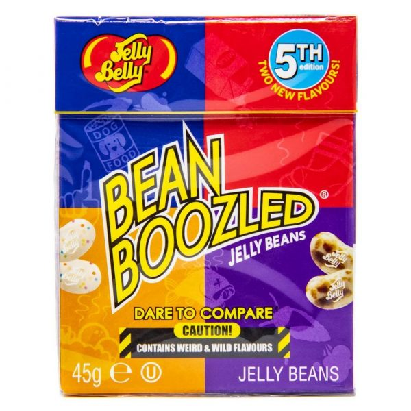 Jelly Belly Beanboozled (5th) edition Box flip top box 2
