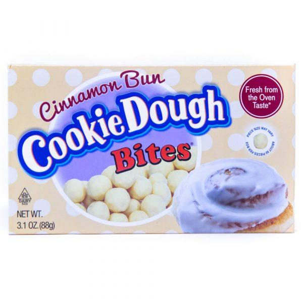 Cinnamon bun Cookie dough bites 3.1oz 2