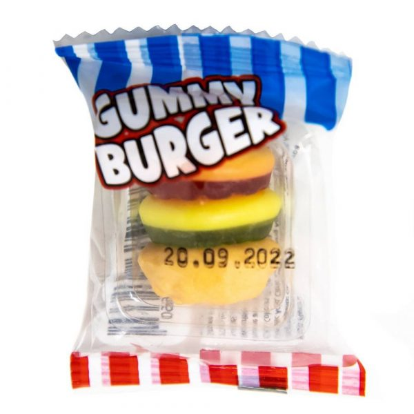 Gummi zone burger 2