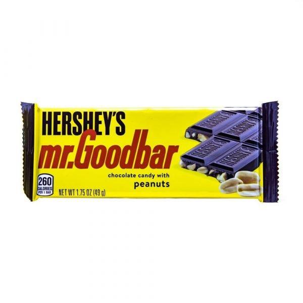 Hershey's Mr Goodbar - 49g Bar 2