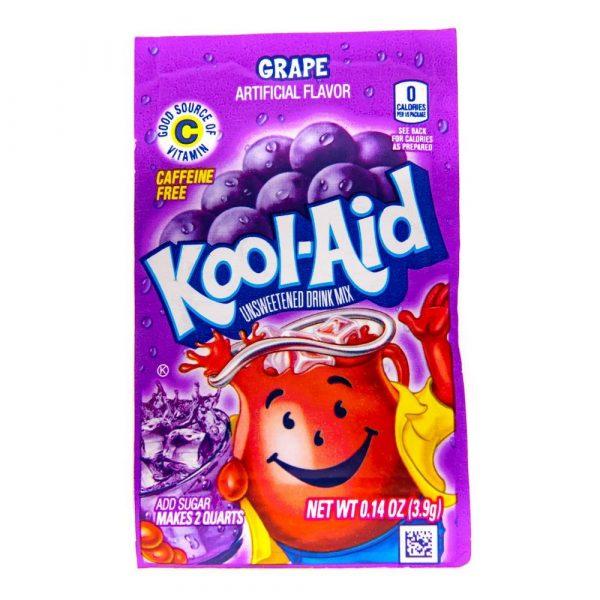 Kool Aid 4.6g sachets grape 2