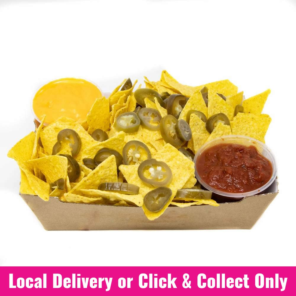 Fresh Nachos If You Live Locally to Candy Room