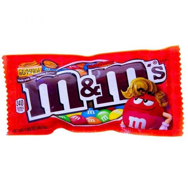 M&M peanut butter 46.2g 2
