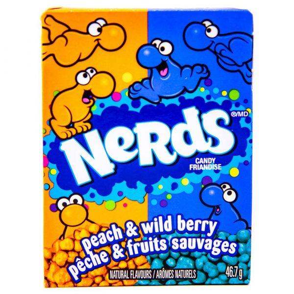 Nerds Peach and Wild Berry 46.7g Box 2