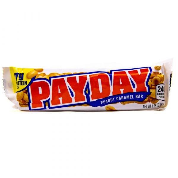 Payday Peanut Caramel Bar - 52g Bar 2