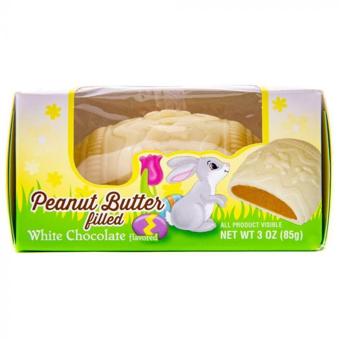 Palma White Chocolate Peanut Butter Filled Egg 2