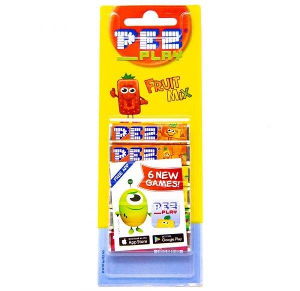Pez Refill Mixed Fruit X 8 2