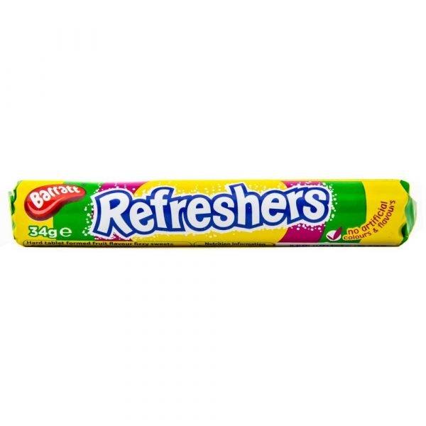 Barratt Refreshers 34g 2
