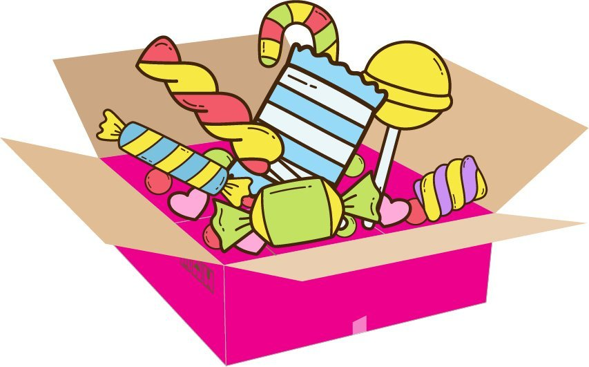 Open and Enjoy Your Subscription Box from Candy Rooms
