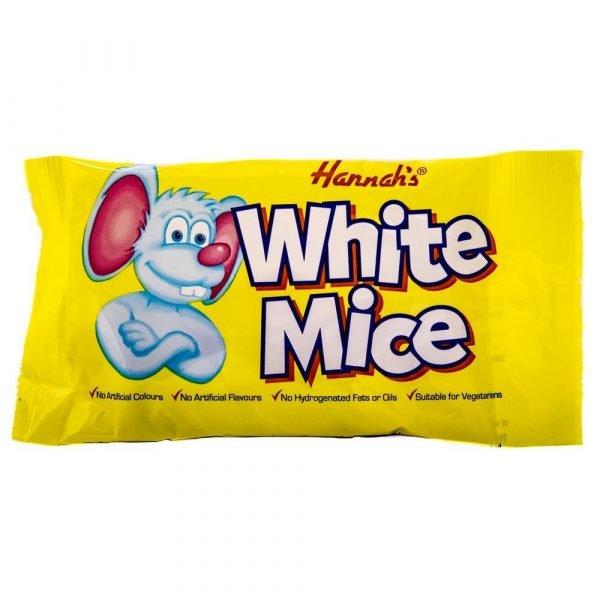 Hannah's White Mice 2